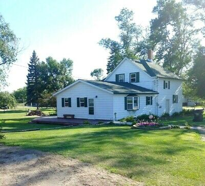 Residential Home For Sale Streeter ND Fishing Hunting Dream Small Town Living