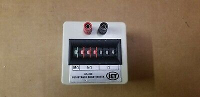 IET RS-200 Resistance Substituter