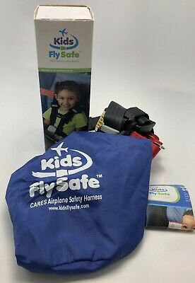 Child Airplane Travel Harness - Cares Safety Restraint System - FAA Approved