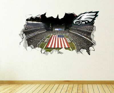 Philadelphia Eagles Classic Logo Wall Decal Sticker Wall Decal Allposters Com