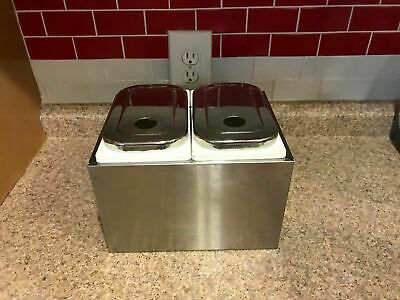 Stainless Steel Food Dispenser Parts Salvage