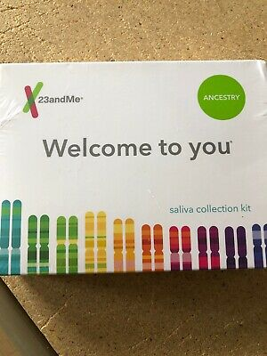 23andMe - Personal Ancestry Kit with Free Shipping