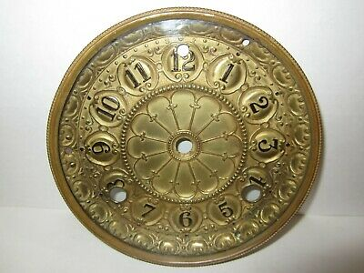 Antique Seth Thomas Mantel Clock Dial Complete