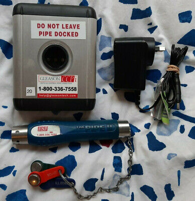 Guard1 TimeKeeping Systems The PIPE II Touch Button Reader + IP Downloader Works