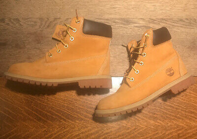JUNIOR'S TIMBERLAND 6