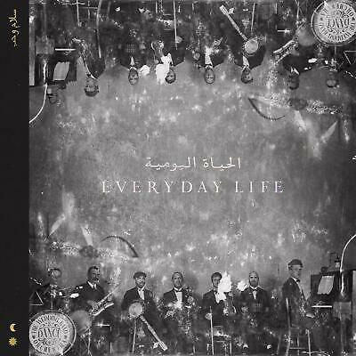 Coldplay Everyday Life CD 2019 NEW FREE SHIPPING preorder