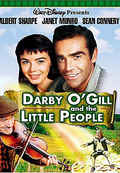 Darby O'Gill and The Little People (DVD, 2009)
