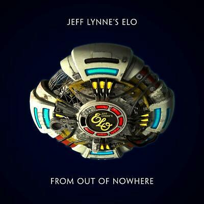 Jeff Lynne's Elo - From Out Of Nowhere - New Cd Album