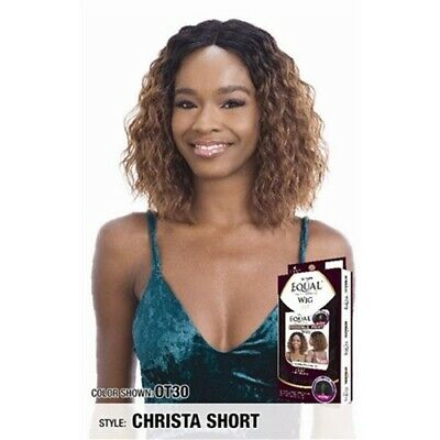 Freetress Equal Invisible Part Wig <Christa Short>