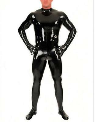 Latex Rubber Gummi 0.45mm Bodysuit Suit Catsuit Suit Overall Party Custome Doll