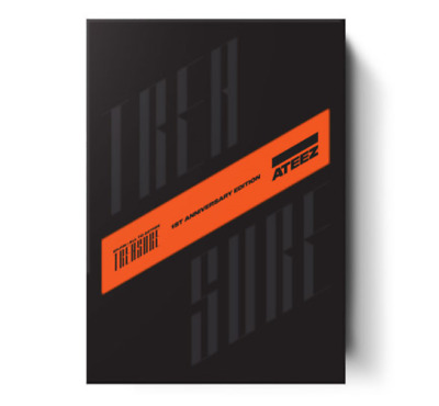 K-POP ATEEZ [TREASURE EP.FIN : All To Action] [ 2 Photobook + 1 CD ] Limited Ver