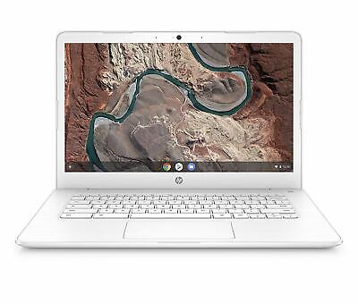 "HP Stream 14-CA051SA 14"" Laptop PC 4GB Ram 32GB eMMc HDD Bluetooth Chromebook"