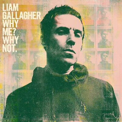 |2005711| Liam Gallagher - Why Me? Why Not [CD x 1] New