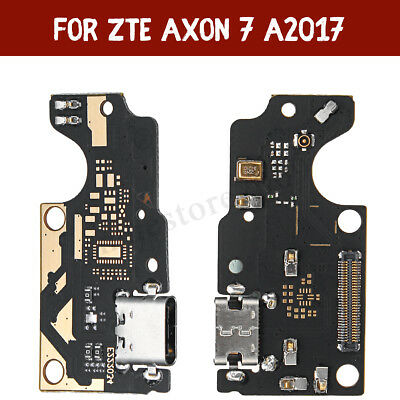 USB Charger Charging Port Dock Connector Flex Cable + Mic For ZTE Axon 7