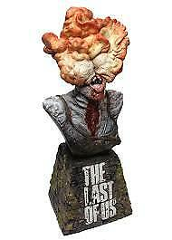 The Last of Us Official Clicker Bust Limited Collectors Playstation Gear Boxed