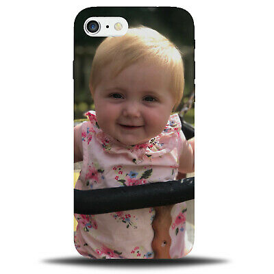 Create Your Own Personalised Phone Case Cover Custom Made Picture Photo On Gift