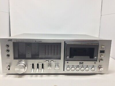 JVC KD-85 Super ANRS Deck. Tested And Working. Cassette player