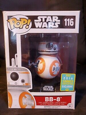 Star Wars-BB-8 Thumbs Up The Force Awakens Pop Vinyl  SDCC 2016 Exclusive  F...