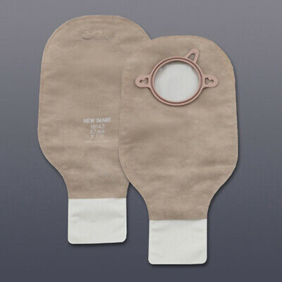 Hollister 18143 Drainable Pouch with Filter-10/Box