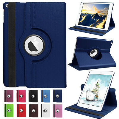 "For iPad 10.2"" 7th Generation 2019 Magnetic Shockproof Rotating Stand Flip Case"