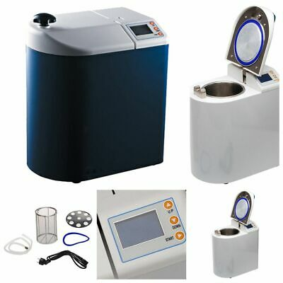 Autoclave MINI 3L Medical Lab Vacuum Steam Sterilizer Sterilization 220V