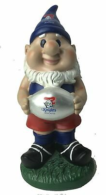 Newcastle Knights NRL Solar Powered Light-up Ball Design Gnome