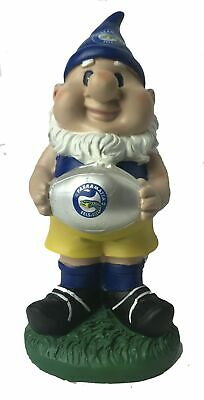 Parramatta Eels NRL Solar Powered Light-up Ball Design Gnome