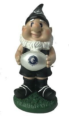 Carlton Blues AFL Solar Powered Light-up Ball Design Gnome