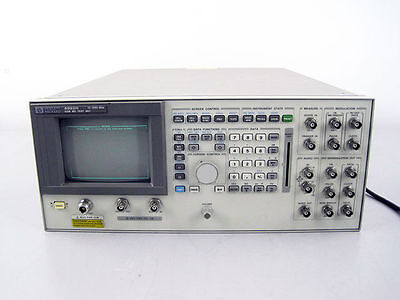 Hp 8922H Gsm Mobile Station Test Set ~ 8922M 101 Agilent