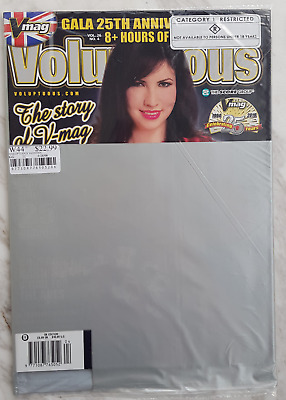 Voluptuous Adult V Magazine R Category 2 Restricted New