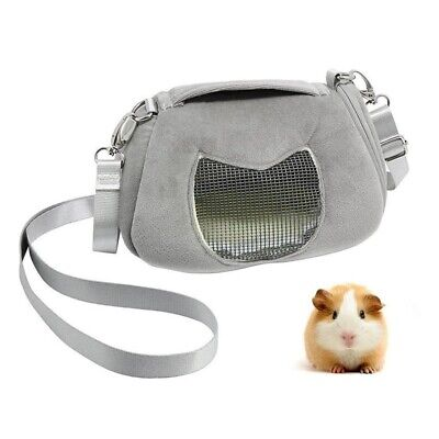 Portable Pet Carrier Outgoing Handbag With Adjustable Single Shoulder Strap N7I3