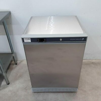 Commercial Fridge Single Under Counter Chiller Tefcold UR200SB