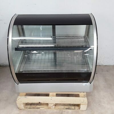 Commercial Heated Display Pie Warmer Counter Top Interlevin H-S530A