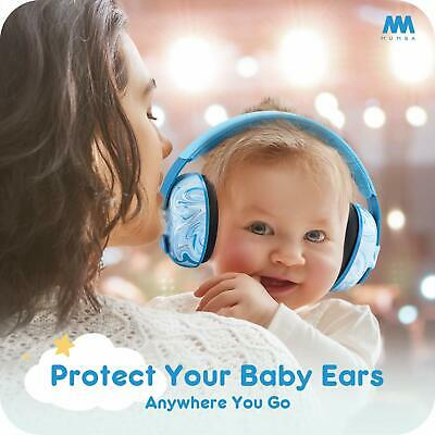 Mumba Baby Ear Protection Adjustable Noise Cancelling Baby Headphones Ear Muffs