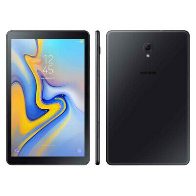 Samsung Galaxy Tab A 32GB, Wi-Fi + Cellular (Verizon), 8 in - Black