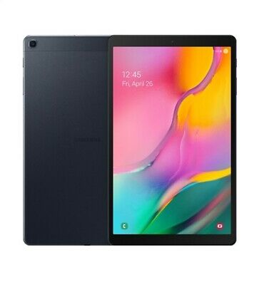 "Samsung Galaxy Tab A SM-T510 (2019) Tablet 10.1"" 32GB WiFi, Android Black NEW"