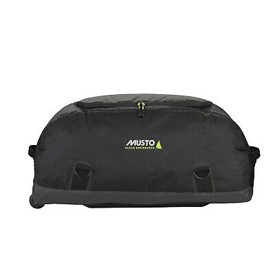 Musto Essential Wheeled 85L Soft Holdall 2019 - Noir