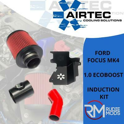AIRTEC Induction Kit For FORD FOCUS MK4 1.0 ECOBOOST Authorised Dealer