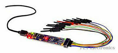 Bitscope BS05U USB Oscilloscope/Logique Analyseur, Bitscope Micro, 2 Analogique