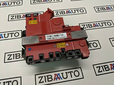 BMW F10 F11 F01 B+ junction point rear Battery Power DISTRIBUTION BOX 9240490