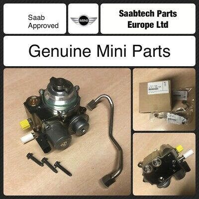 GENUINE MINI 1.6T Cooper S & JCW HIGH PRESSURE FUEL PUMP-N18 With Pipe And Bolts