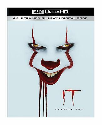 It: Chapter 2 - 4K Ultra HD ONLY -BRAND NEW- ***FREE SHIPPING*** READ DETAILS