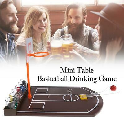 Mini Table Basketball Game Shooting Game Toy For Bar Fun Drinking Game