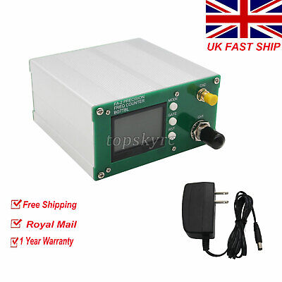 FA-2 1Hz-6GHz Frequency Counter Kit Frequency Meter Statistical Function tpsUK