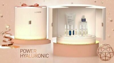 Power Hyaluronic : Crema 50ML + Booster 30ML + 8H Night 7X2ML Skeyndor