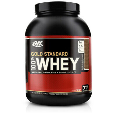 Optimum Nutrition Gold Standard 100% Whey Extreme Milk Chocolate 5lb 2.27kg