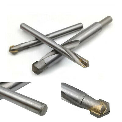 Ø3mm-16mm TCT Twist Drill Tungsten Carbide Tip Drill Bits for Stainless Steel