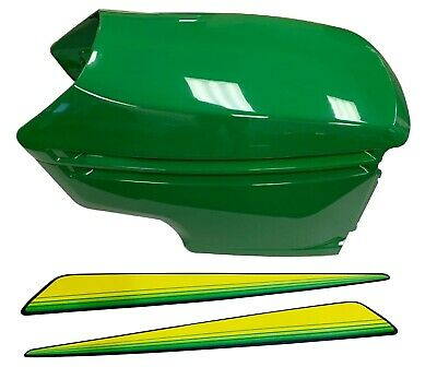 New Lower & Upper Hood / LH&RH Stickers Fits John Deere LX266 LX280 GT245