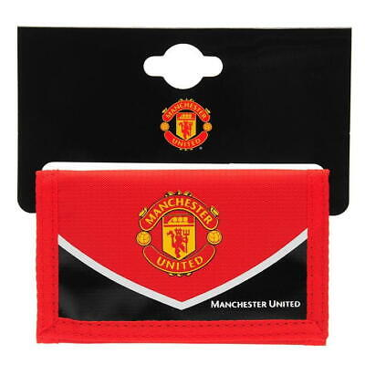 Team Football Wallet Manchester United