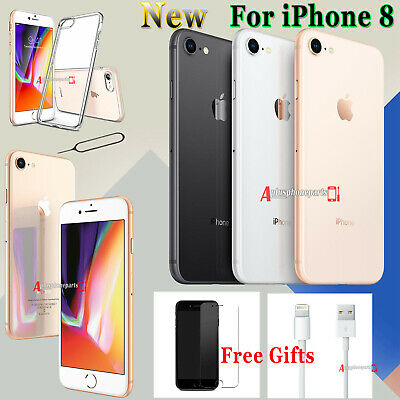 NEW 64GB 256GB Apple iPhone 8 Unlocked SIM Free Smartphone Various Colors UK